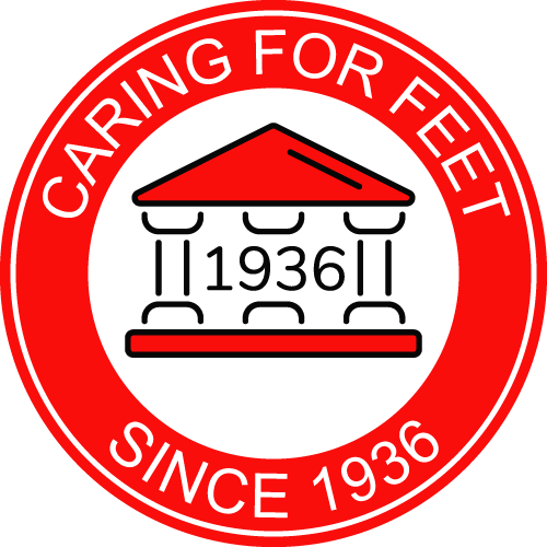 Caring for Feet Since 1936
