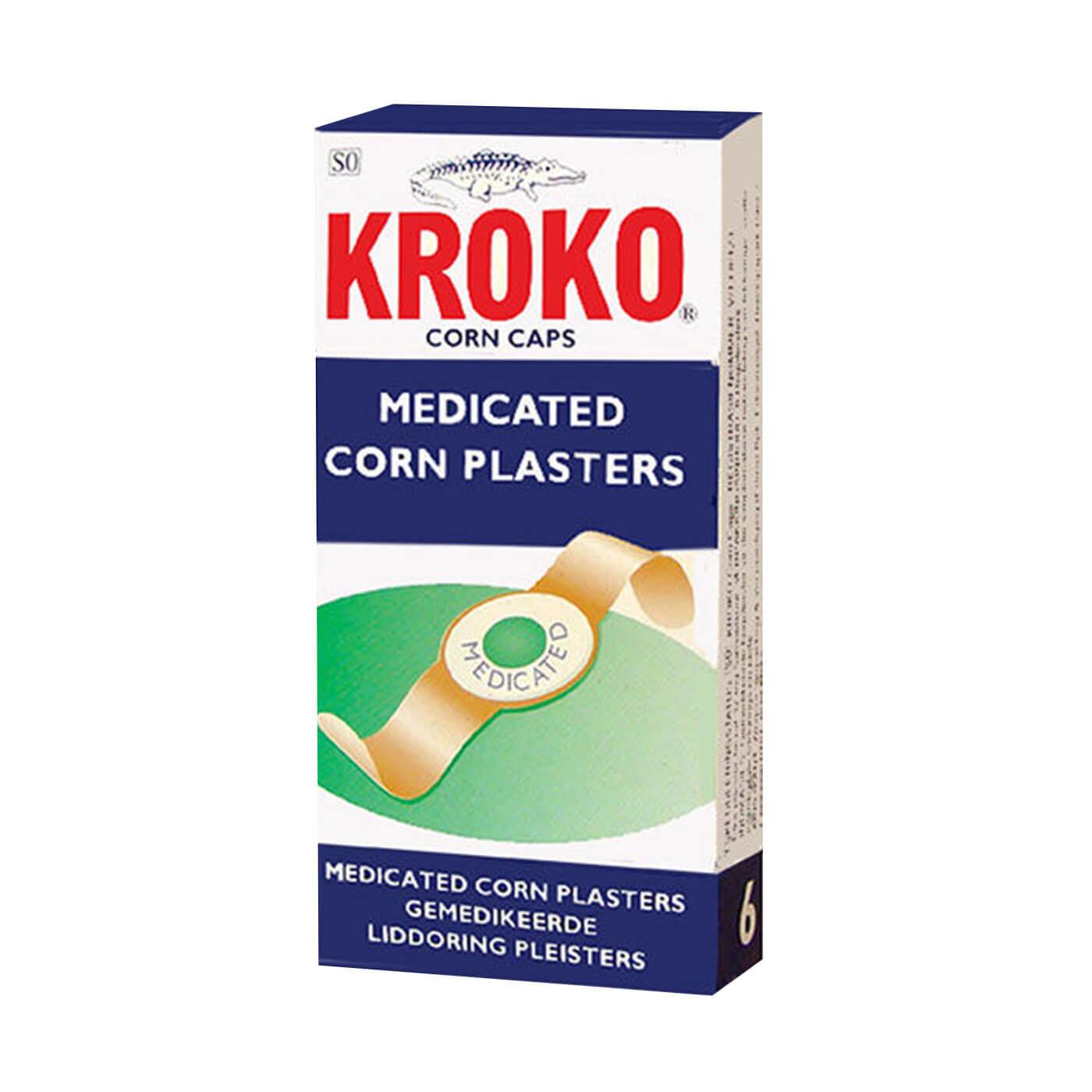 Kroko Medicated Corn Plasters